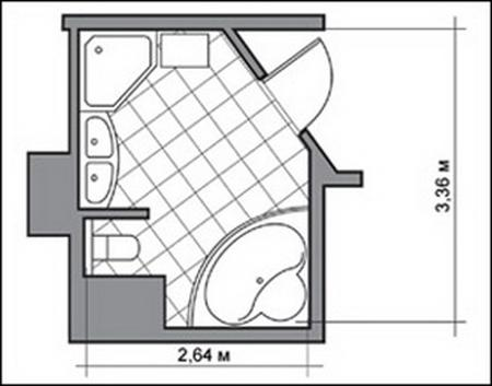 Хрущевка 2 комнатная план схема фото 677
