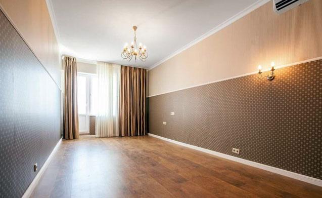 Стоимость отделки квартиры под ключ за м2
